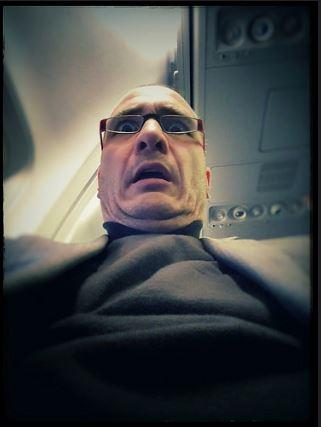 Plane again